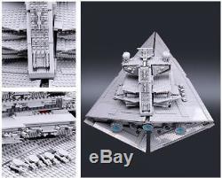 05027 Imperial Star Destroyer Star Wars Custom Building Kit Blocks 3250 Pcs
