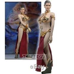 1/6 12 Star Wars Enslaved Alien Princess Slave Leia Female Custom Set Figure