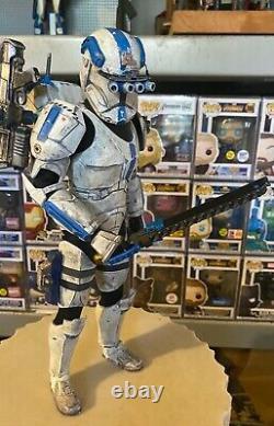 1/6 Custom Republic Commando/Imperial Star Wars/Clone Wars Jedi Purge 501st 2nd