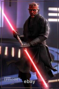 1/6 DX17 Star Wars The Phantom Menace Darth Maul 12Action Figure