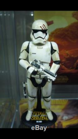 1/6 Elvis1976 Custom FN-2187 Figure From Star Wars Force Awakens Hot Figure Toys
