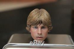 1/6 Jnix Custom Head Sculpt Luke Skywalker Star Wars A New Hope for Hot Toys