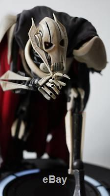1/6 Scale Custom Sideshow General Grievous Star Wars 1 of a Kind. Rare