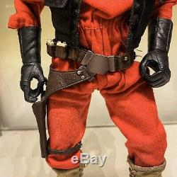 1/6 Scale STAR WARS NIEN NUNB CUSTOM FIGURE Inc. Hot Toys Han Solo Vest Holster