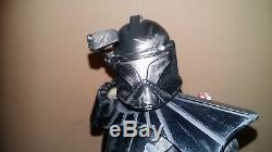 1/6 Scale Star Wars Custom Sideshow Mandalorian Shadow Arc Trooper