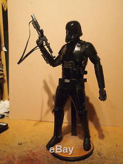 1/6 Scale Star Wars Rogue On Death Trooper Custom
