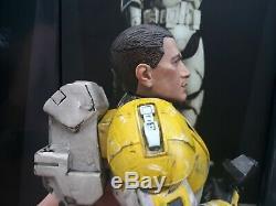 1/6 Sideshow Collectibles Star Wars Clone Trooper Custom Commando Captain Gregor