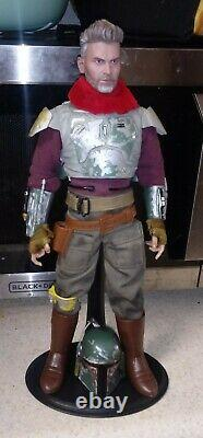 1/6 custom Star Wars the Mandalorian COBB VANTH figure