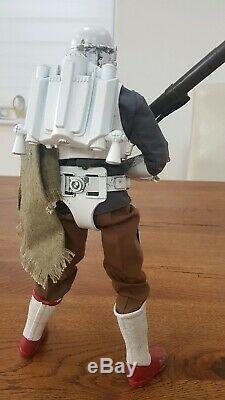 1/6 scale Star Wars Republic Elite Forces Mandalorian 12 inch custom figure