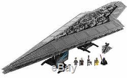 11 Custom Star Wars Star Destroyer LEGO 10221