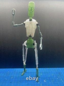 8D8 1/6 Scale Custom Star Wars Figure Kit