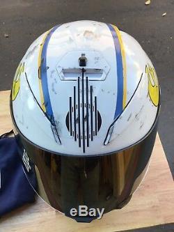 AGV K3 Star Wars Custom painted motorcycle helmet Rey