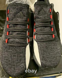 Adidas Men's Pureboost Running Shoes CP9941 Size 10.5 Star Wars Vader Custom Mi