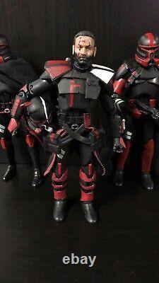 Arc Purge Trooper With Custom Head Star Wars The Black Series Jedi Fallen Order