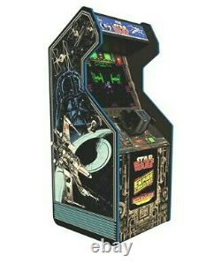 Arcade1Up Star Wars Home Arcade Cabinet with Custom Riser #815221028654