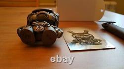 ArtMyMind Dunny Kidrobot Custom Storm Samurai Steampunk Star Wars inspired