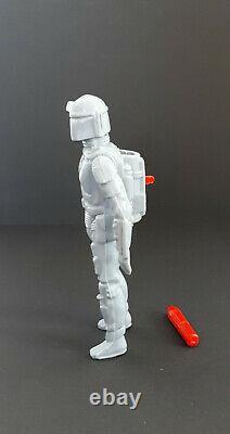 Boba Fett Prototype (rocket firing) J-Slot, Star Wars, Vintage Style, Custom