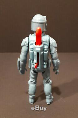 Boba Fett Prototype (rocket firing) L-Slot, Star Wars, Vintage Style, Custom