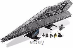 Brand New Custom LEGO COMPATIBLE Star Wars Star Destroyer 10221 3208 Pieces