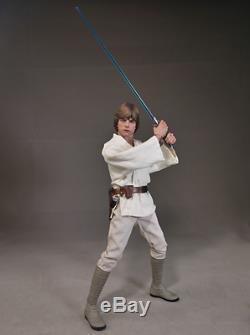 CUSTOM 1/6 scale Star Wars New Hope Luke Skywalker Figure FULL SET