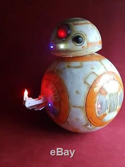 CUSTOM BB8 18 STAR WARS JAKKS PACIFIC deluxe force awakens