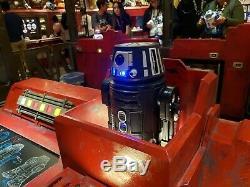 CUSTOM BUILT R-Series Droid ASTROMECH UNIT From Disney Galaxys Edge Star Wars
