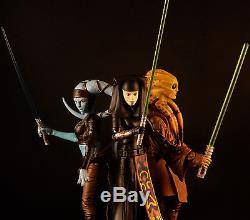 Custom Dcu Marvel Legends Star Wars Black Series Clone Wars Luminara Unduli 6