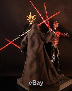 Custom Dcu Marvel Legends Star Wars Black Series Clone Wars Savage Opress 6