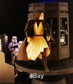 Custom Dcu Marvel Legends VII First Order Star Wars Black Series Obi Wan Kenobi