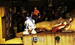 Custom Dcu Marvel Legends VII First Order Star Wars Black Series Slave Leia 6