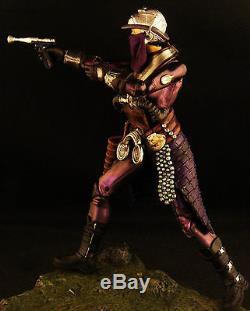 Custom Dcu Marvel Legends VII First Order Star Wars Black Series Zam Wesell 6