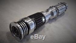 CUSTOM LIGHTSABER HILT- FIRE & ICE STAR WARS COSPLAY With EXTRAS
