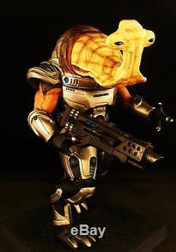 Custom Marvel Legends First Order Star Wars Black Series Ithorian Bounty Hunter