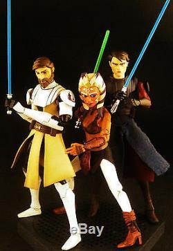 Custom Marvel Legends VII First Order Star Wars Black Series General Kenobi 6