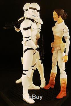 Custom Marvel Legends VII First Order Star Wars Black Series Padme Clone Wars 6