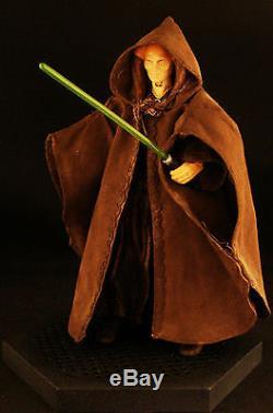 Custom Marvel Legends VII First Order Star Wars Black Series Saesee Tinn Jedi 6