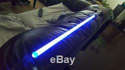 CUSTOM Master Replicas Star Wars Force Luke Skywalker ESB Lightsaber