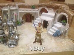 CUSTOM STAR WARS DIORAMA Tatooine Building