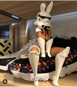 Coolrain Custom Rabbit Trooper Girl Star Wars Designer Art Toy Edition Of 25