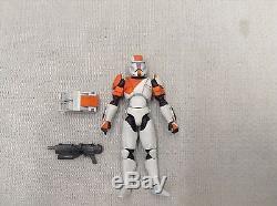 Custom 1/18 Microman Clone Republic Commando Delta Squad Star wars 4 Set