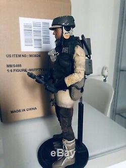 Custom 1/6 Scale Rebel (star Wars/hot Toys Etc)