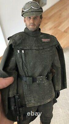 Custom 1/6 scale Star Wars Mudtrooper Officer Solo, Sideshow, Hot Toys style 12