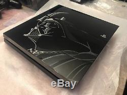 Custom 4TB Upgrade Star Wars Battlefront Limited Edition PS4 Console Bundle 4 TB