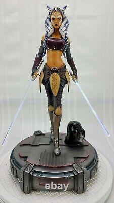 Custom Ahsoka Tano 1/4 Scale Statue Star Wars / Clone Wars Mandalorian Xionart
