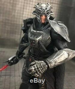 Custom Ancient Sith Knight Star Wars Black series 6 1/12 action figure