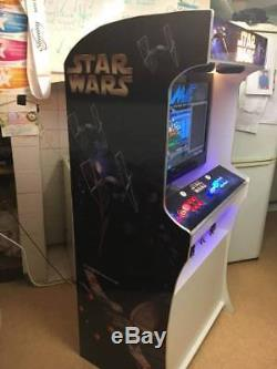 Custom Bartop Arcade Cabinets Hyperspin Star Wars and more