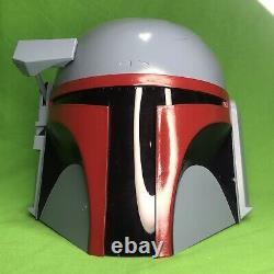 Custom Boba Fett Helmet Vintage Star Wars Action Figure Kenner Paint Style 1979