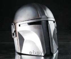 Custom Built Star Wars Mandalorian helmet