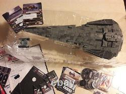 Custom COMPLETE Star Wars X-wing miniatures Epic Imperial Raider expansion FFG