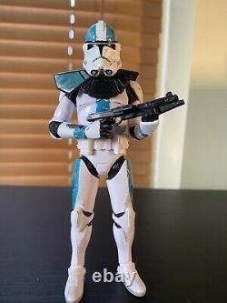 Custom Captain Howzer Star Wars The Black Series 6 Inch Figure